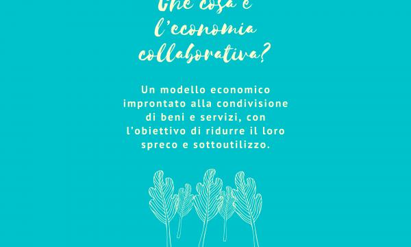 Decalogo della Comunità Energetica. #7 Che cos'è l'economia collaborativa?