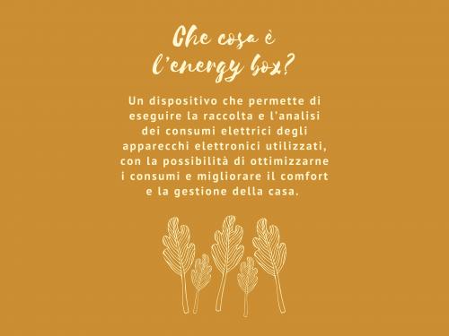Decalogo della Comunità Energetica. #8 Che cos'è l'energy box?
