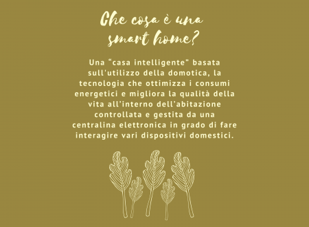 Decalogo della Comunità Energetica. #9 Che cos'è una smart home?