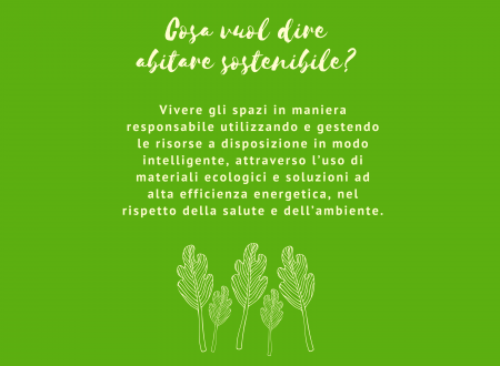 Decalogo della Comunità Energetica. #10 Cosa vuol dire abitare sostenibile?