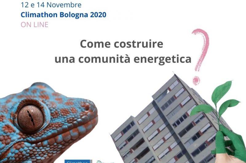 Climathon Bologna 2020